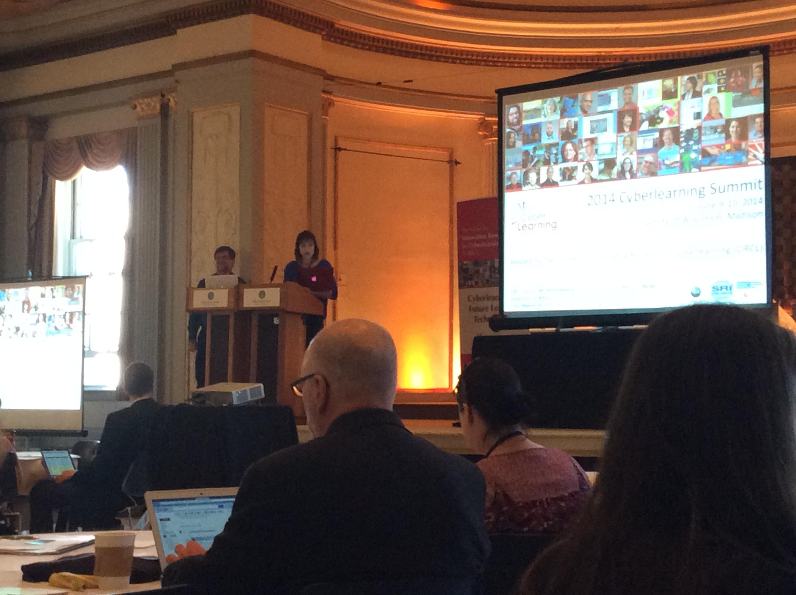 CyberLearning Summit 8