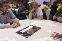 Play testing Cognitive Overlord 8