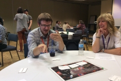 Play testing Cognitive Overlord 3