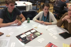 Play testing Cognitive Overlord 5